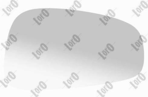 ABAKUS 0115G04 - Verre de rétroviseur, rétroviseur extérieur www.widencarpieces.com