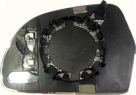 ABAKUS 3507G02 - Verre de rétroviseur, rétroviseur extérieur www.widencarpieces.com