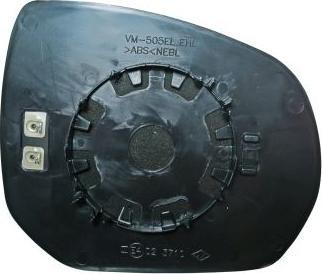 ABAKUS 2944G01 - Verre de rétroviseur, rétroviseur extérieur www.widencarpieces.com