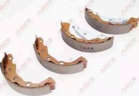 ABE C05059ABE - Jeu de freins, freins à tambour www.widencarpieces.com