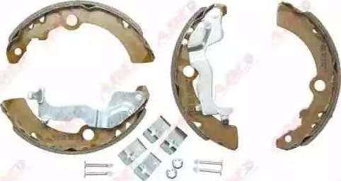 ABE C01061ABE - Jeu de freins, freins à tambour www.widencarpieces.com