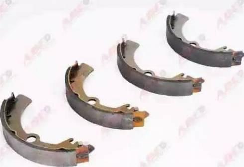 ABE C08003ABE - Jeu de freins, freins à tambour www.widencarpieces.com