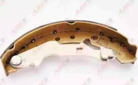ABE C02063ABE - Jeu de freins, freins à tambour www.widencarpieces.com