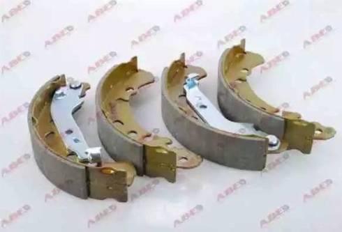 ABE C02079ABE - Jeu de freins, freins à tambour www.widencarpieces.com