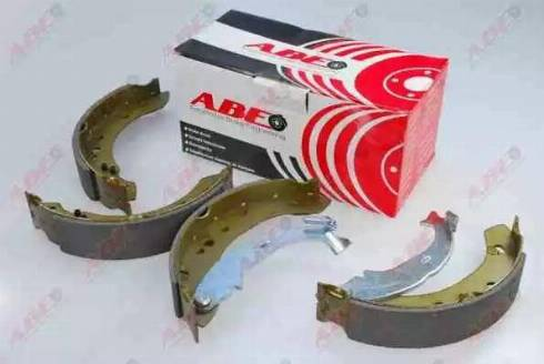 ABE C0C019ABE - Jeu de freins, freins à tambour www.widencarpieces.com