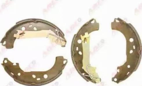 ABE C0C021ABE - Jeu de freins, freins à tambour www.widencarpieces.com