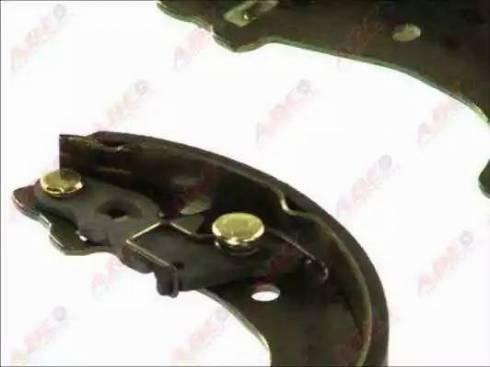 ABE C0F008ABE - Jeu de freins, freins à tambour www.widencarpieces.com