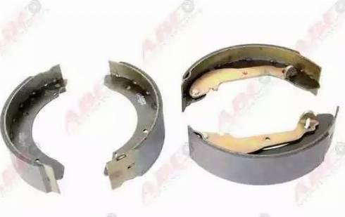 ABE C0G008ABE - Jeu de freins, freins à tambour www.widencarpieces.com