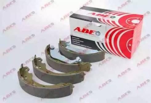 ABE C0M009ABE - Jeu de freins, freins à tambour www.widencarpieces.com