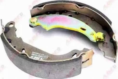 ABE C0R016ABE - Jeu de freins, freins à tambour www.widencarpieces.com