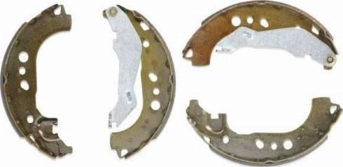 ABE C0S004ABE - Jeu de freins, freins à tambour www.widencarpieces.com