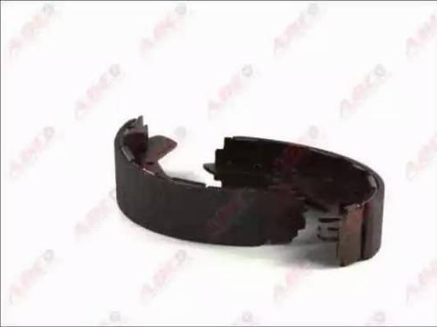 ABE C0Y008ABE - Jeu de freins, freins à tambour www.widencarpieces.com