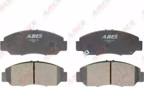 ABE C14048ABE - Kit de plaquettes de frein, frein à disque www.widencarpieces.com