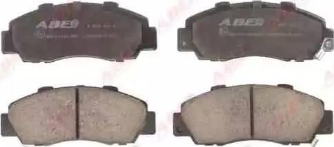 ABE C14032ABE - Kit de plaquettes de frein, frein à disque www.widencarpieces.com