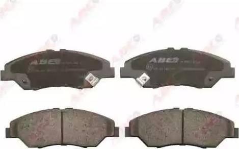 ABE C10305ABE - Kit de plaquettes de frein, frein à disque www.widencarpieces.com