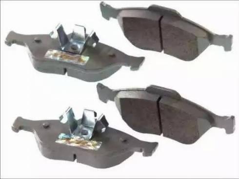 ABE C13053ABE - Kit de plaquettes de frein, frein à disque www.widencarpieces.com