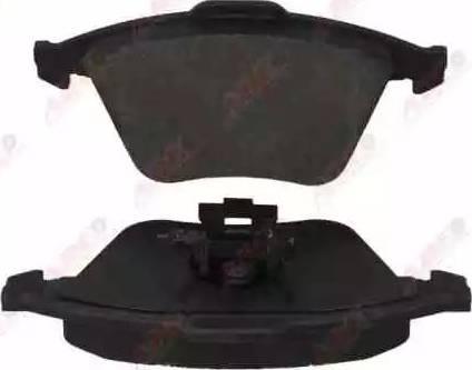 ABE C13065ABE - Kit de plaquettes de frein, frein à disque www.widencarpieces.com