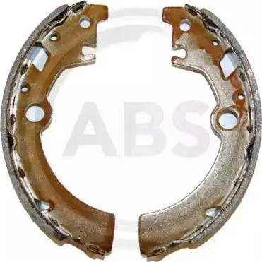 A.B.S. 9047 - Jeu de freins, freins à tambour www.widencarpieces.com