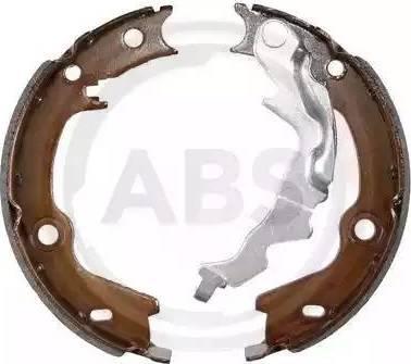 A.B.S. 9193 - Jeu de mâchoires de frein, frein de stationnement www.widencarpieces.com