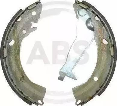 LPR 08670 - Jeu de freins, freins à tambour www.widencarpieces.com