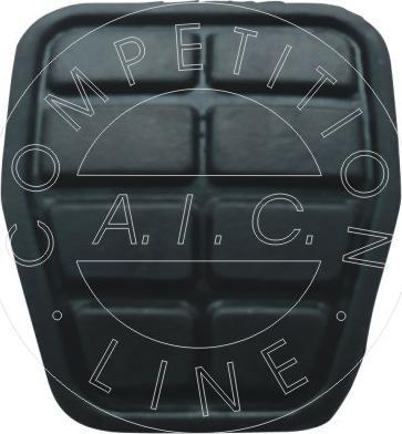 AIC 52862 - Revêtement de pédale, pédale d'embrayage www.widencarpieces.com