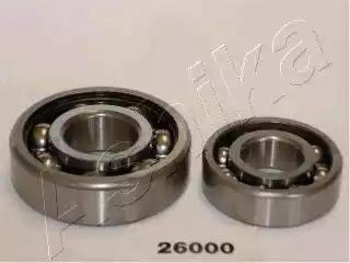 Ashika 4426000 - Kit de roulements de roue www.widencarpieces.com