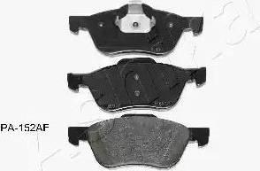 Ashika 50-01-152 - Kit de plaquettes de frein, frein à disque www.widencarpieces.com