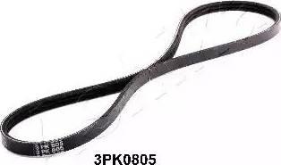 Ashika 1123PK0805 - Courroie trapézoïdale à nervures www.widencarpieces.com