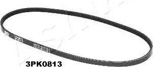 Ashika 1123PK813 - Courroie trapézoïdale à nervures www.widencarpieces.com