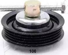 Ashika 129-01-100 - Poulie renvoi/transmission, courroie trapézoïdale à nervures www.widencarpieces.com