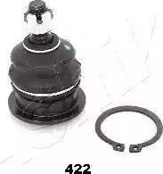 Ashika 73-04-422 - Rotule de suspension www.widencarpieces.com