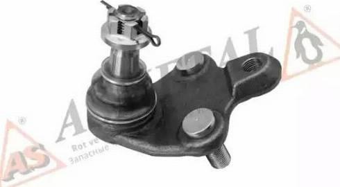 AS Metal 10TY0200 - Rotule de suspension www.widencarpieces.com