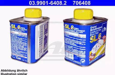 ATE 03990164082 - Liquide de frein www.widencarpieces.com