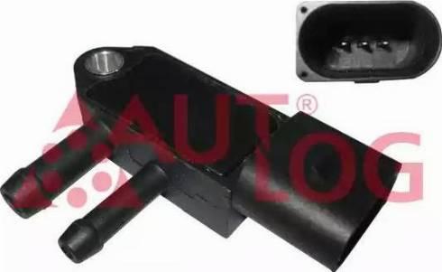 Autlog AS4513 - Capteur, pression des gaz échappement www.widencarpieces.com