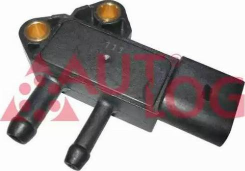 Autlog AS4607 - Capteur, pression des gaz échappement www.widencarpieces.com