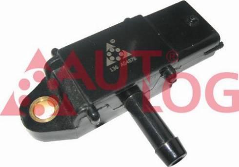 Autlog AS4876 - Capteur, pression des gaz échappement www.widencarpieces.com