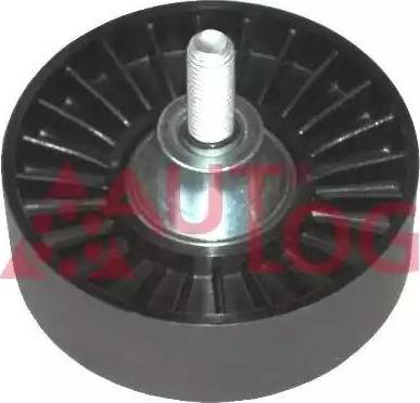 Autlog RT1343 - Poulie renvoi/transmission, courroie trapézoïdale à nervures www.widencarpieces.com