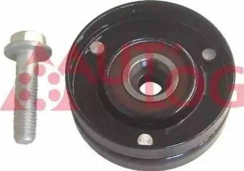 Autlog RT1342 - Poulie renvoi/transmission, courroie trapézoïdale à nervures www.widencarpieces.com