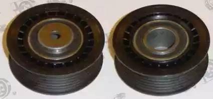 Autokit 03.565 - Poulie renvoi/transmission, courroie trapézoïdale à nervures www.widencarpieces.com