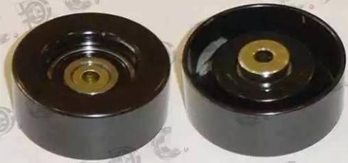 Autokit 03.80204 - Poulie renvoi/transmission, courroie trapézoïdale à nervures www.widencarpieces.com
