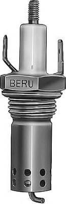 BERU GH13 - Bougie de préchauffage, chauffage auxiliaire www.widencarpieces.com