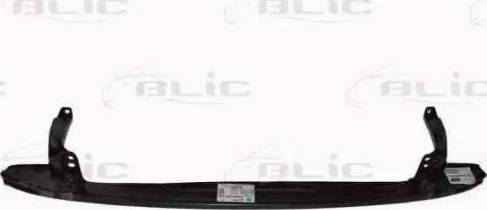 BLIC 6502-03-9524230P - Support, pare-chocs www.widencarpieces.com