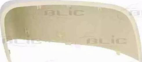 BLIC 6103-57-2001622P - Boitier, rétroviseur extérieur www.widencarpieces.com