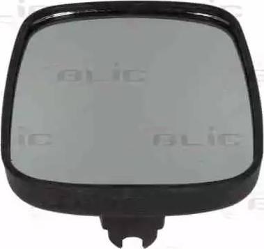 BLIC 6103-01-1129218P - Verre de rétroviseur, rétroviseur extérieur www.widencarpieces.com