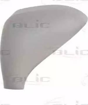 BLIC 6103-01-1391282P - Boitier, rétroviseur extérieur www.widencarpieces.com
