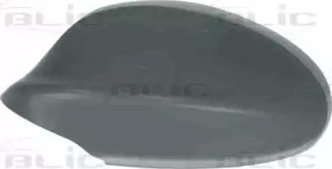 BLIC 6103-01-1311520P - Boitier, rétroviseur extérieur www.widencarpieces.com