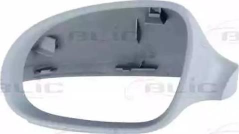 BLIC 6103-01-1311118P - Boitier, rétroviseur extérieur www.widencarpieces.com