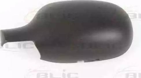BLIC 6103-01-1325219P - Boitier, rétroviseur extérieur www.widencarpieces.com