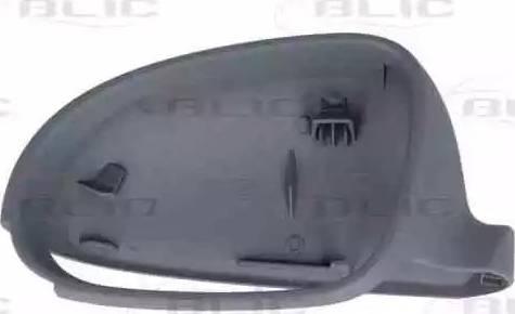 BLIC 6103-01-1321128P - Boitier, rétroviseur extérieur www.widencarpieces.com
