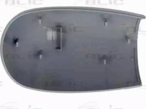 BLIC 6103-01-1321329P - Boitier, rétroviseur extérieur www.widencarpieces.com